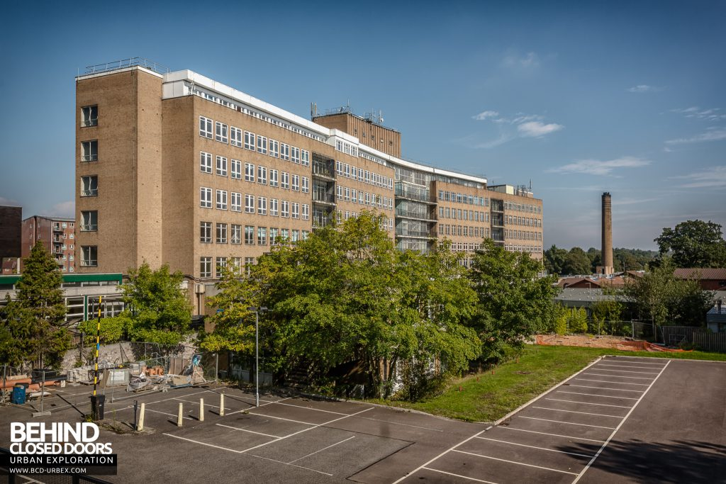 The Queen Elizabeth II Hospital, Welwyn Garden City