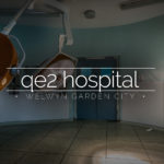 Queen Elizabeth II Hospital, Welwyn Garden City, UK