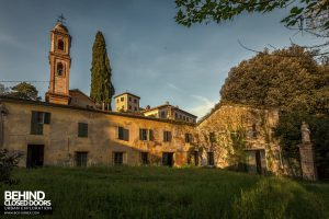 Villa Cripta, Italy - External view of winery