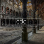 CDC – Chambre De Commerce, Stock Exchange, Antwerp, Belgium