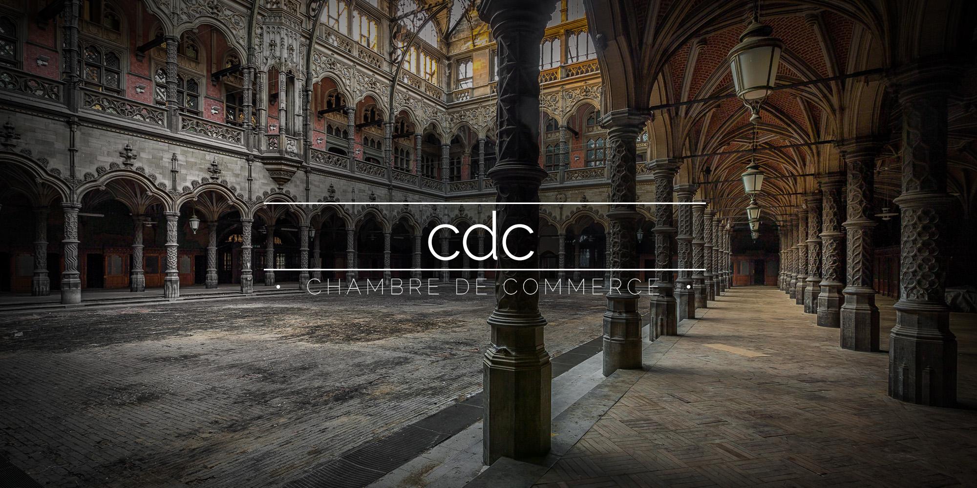 CDC Chambre de Commerce, Antwerp, Belgium