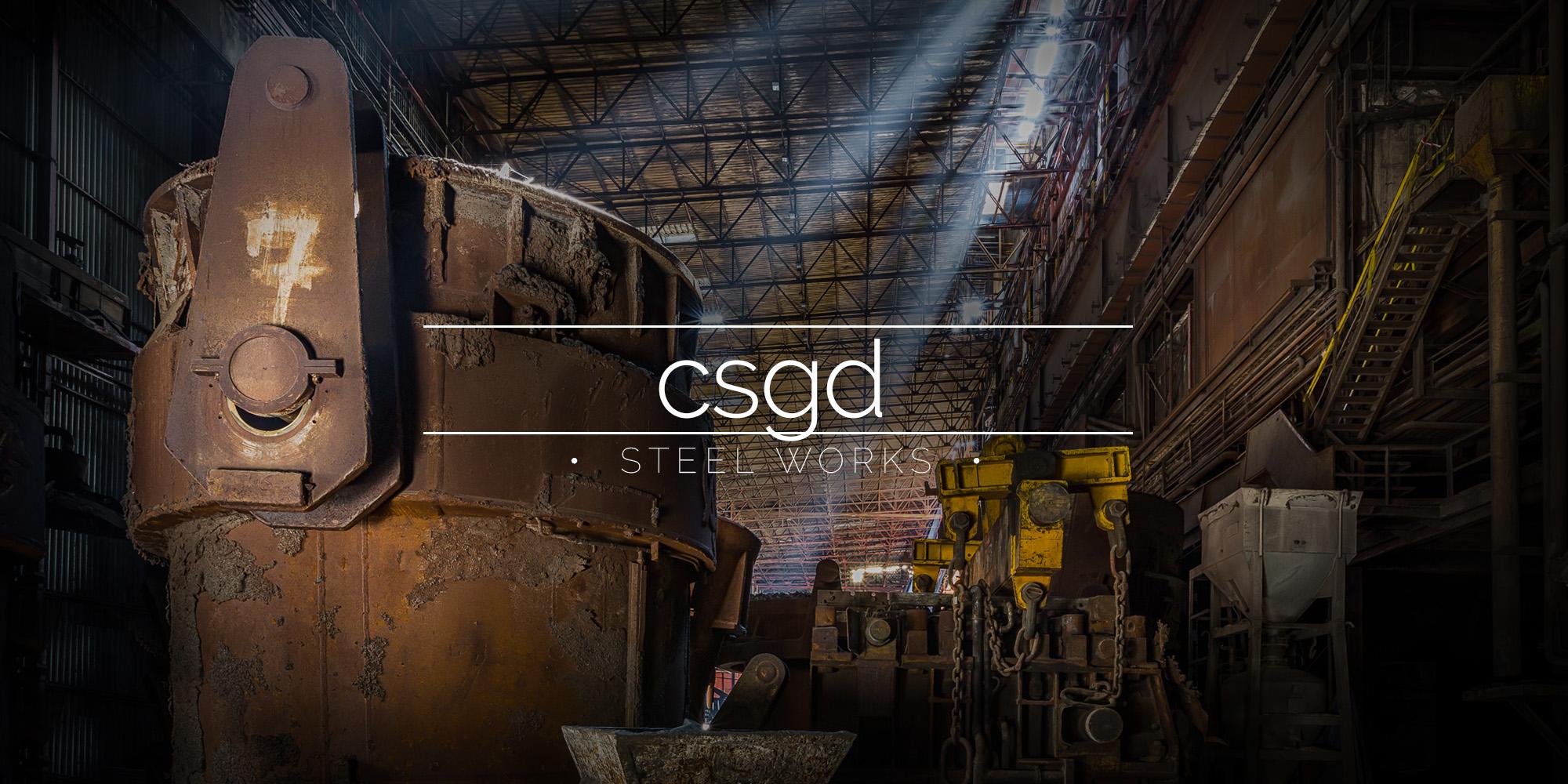 CSGD Steel Works, Belgium
