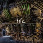 HF4 Blast Furnace, Belgium