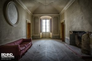 Palace Casino, Italy - Sitting room