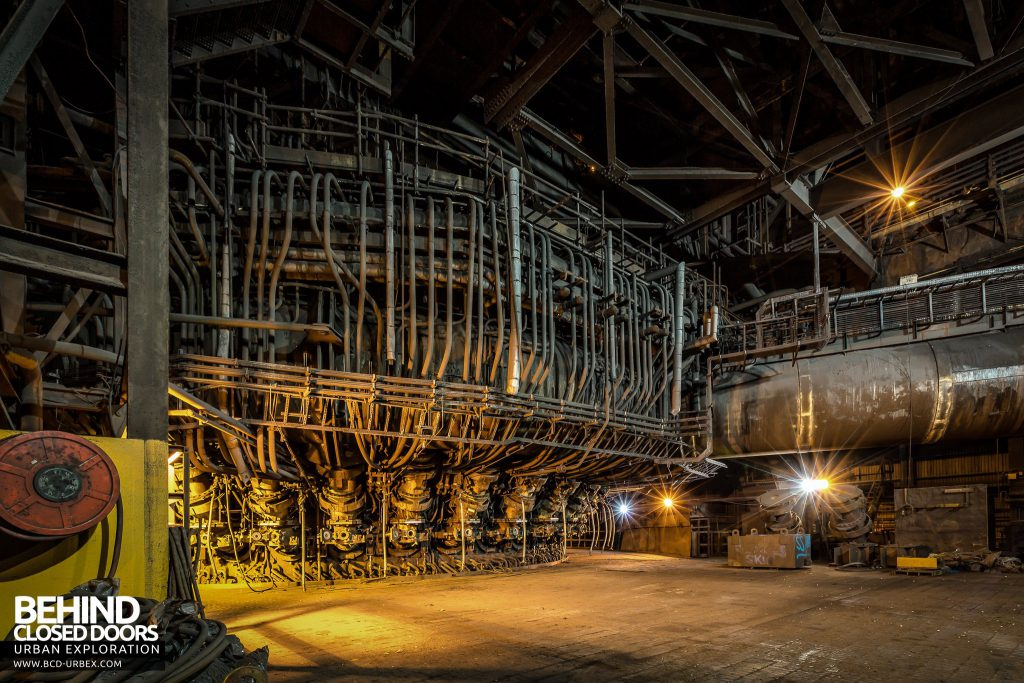 Redcar Blast Furnace - The brain