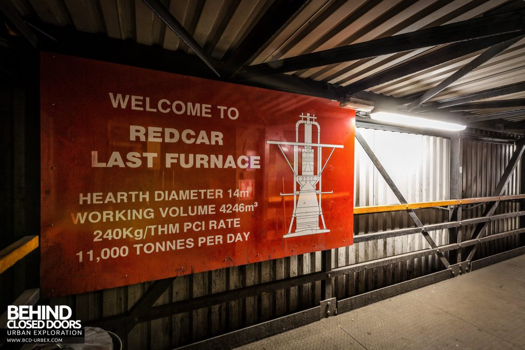 Redcar Blast Furnace - Welcome!