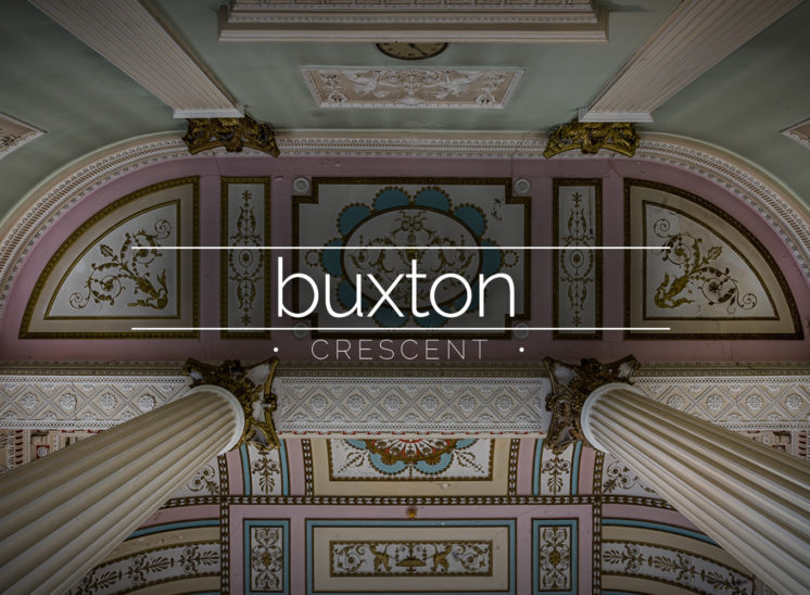 Buxton Crescent Mineral Spa Baths