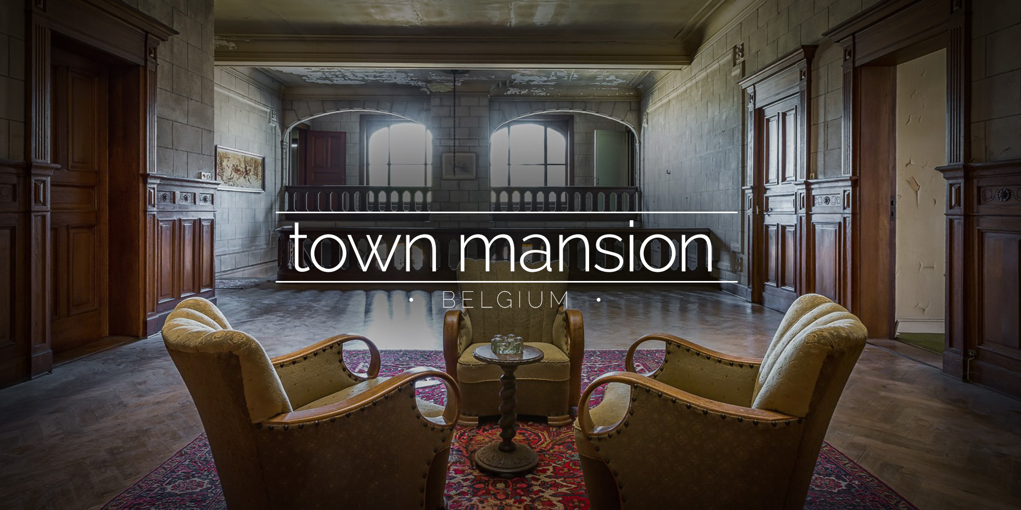 Town Mansion, Belgium