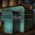 "Cockerill-Sambre ""Blue"" Power Plant, Charleroi, Belgium"