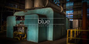 Blue Power Plant, Charleroi, Belgium