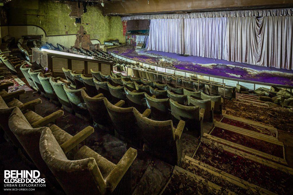 Danilo Cinema, Hinckley - The main screen