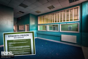 Holly Lodge, Liverpool - Set for Epworth Prison
