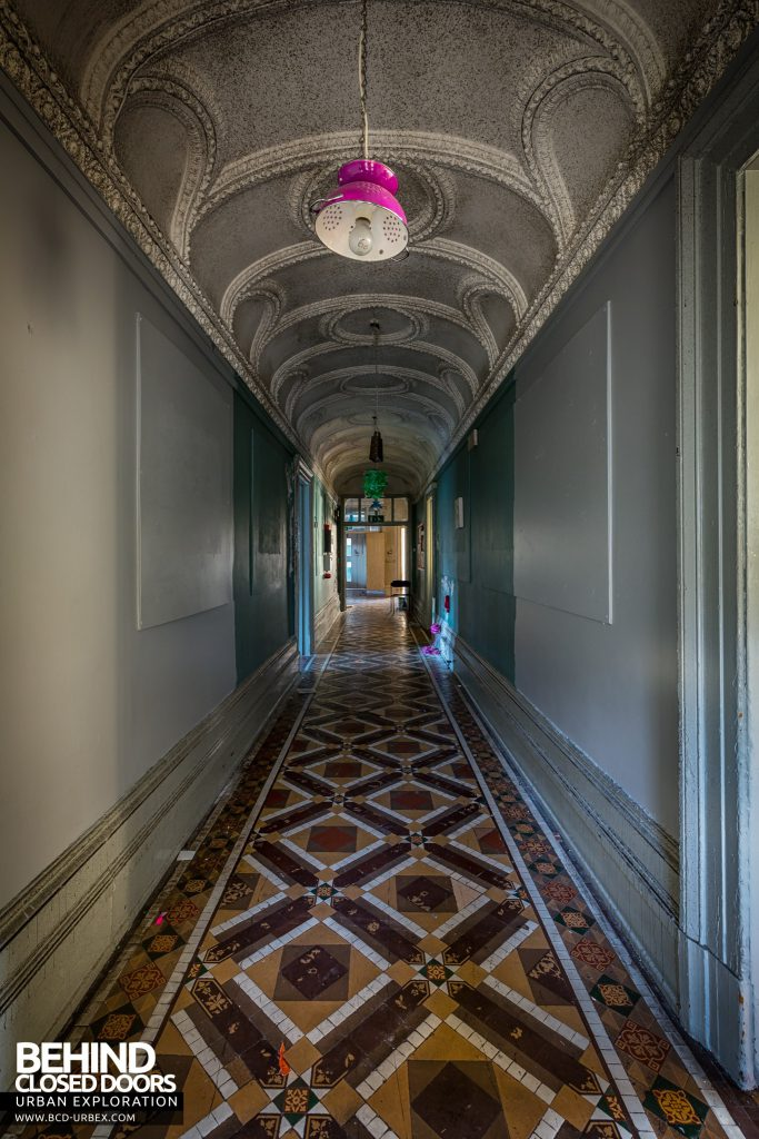 Holly Lodge, Liverpool - Corridor