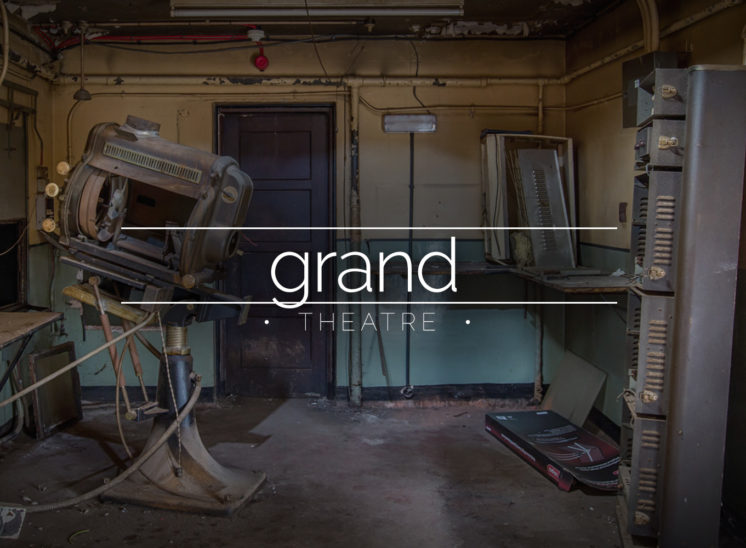 Grand Theatre / Wonderlounge / Chicargo Rock, Banbury