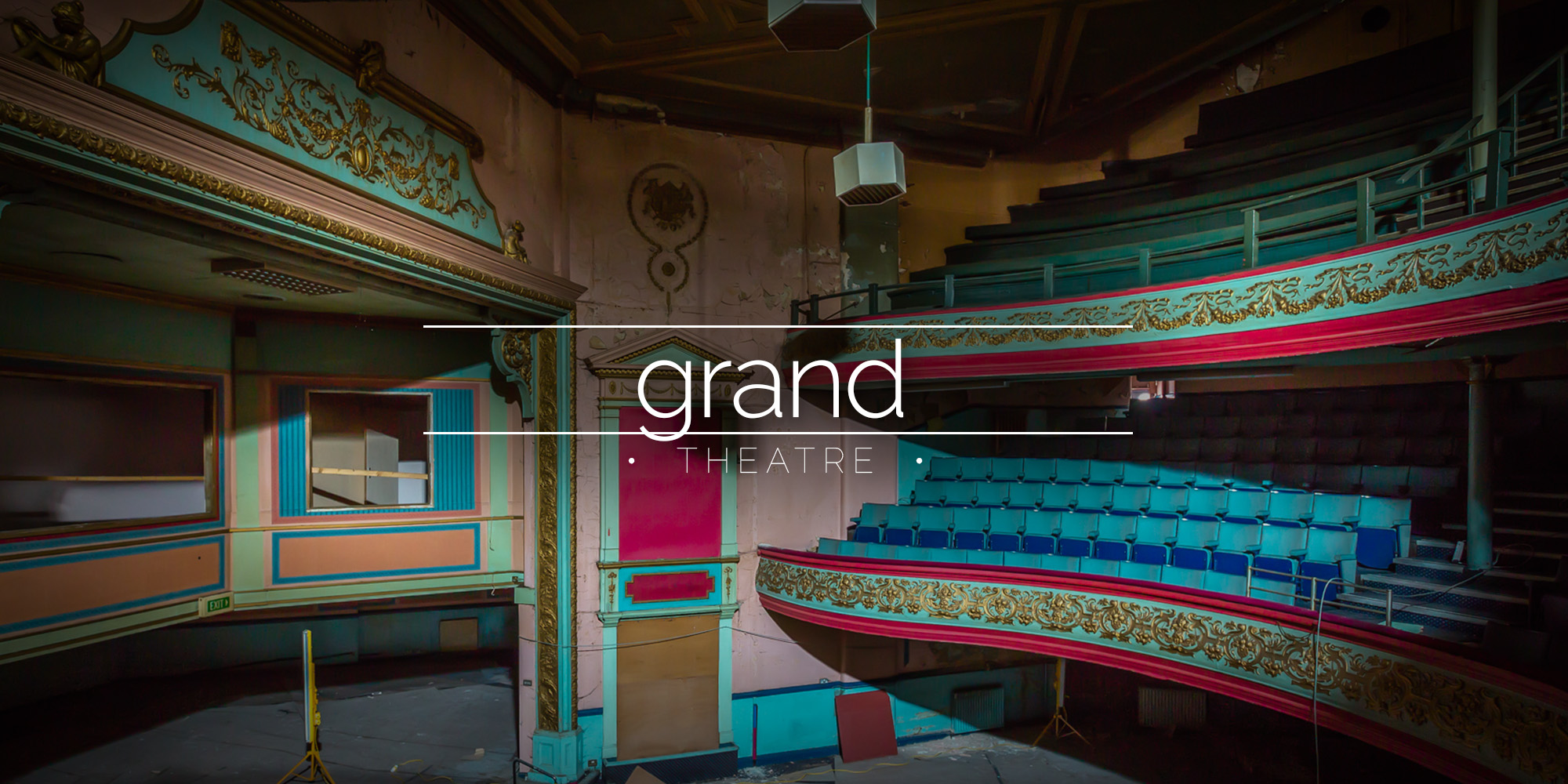 Grand Theatre, Doncaster, Yorkshire, UK