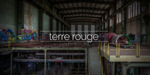 Terre Rouge Silos and Central Thermique, Luxembourg