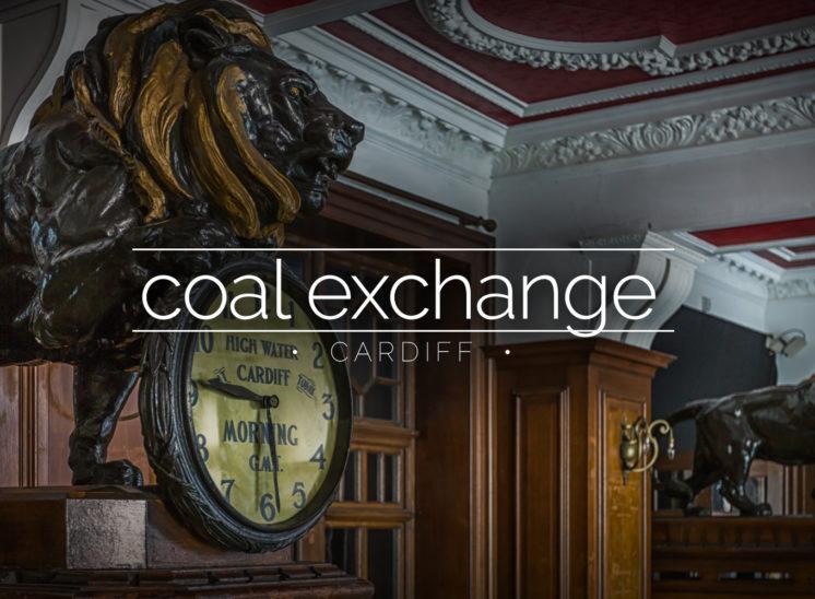Coal Exchange, Cardiff