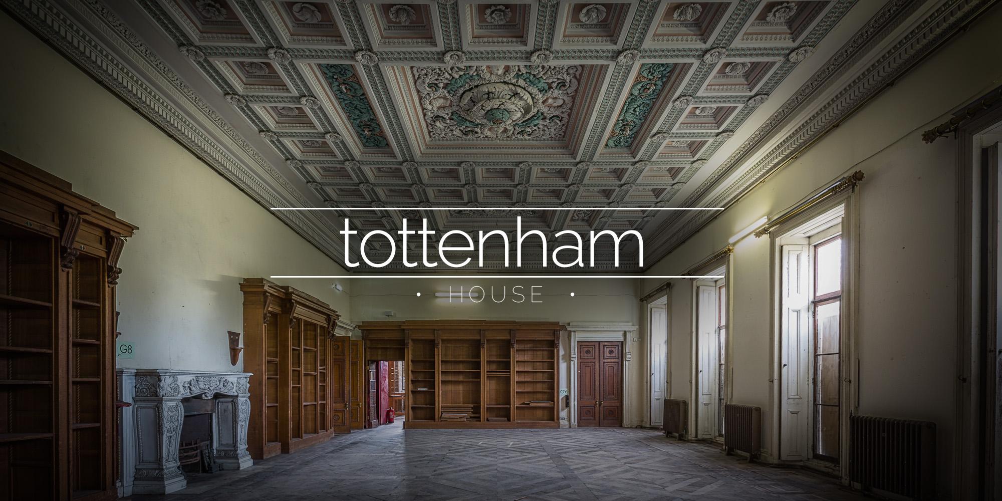 Tottenham House, Severnake, Wiltshire