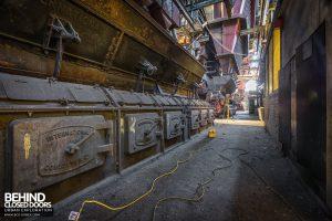 Markinch Power Station - International Combustion boiler