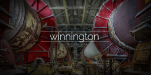 Winnington Soda Ash Works, Cheshire - Brunner Mond / ICI / Tata