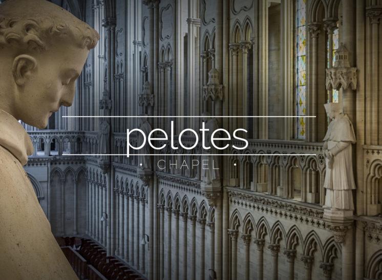 Chapelle des Pelotes, France