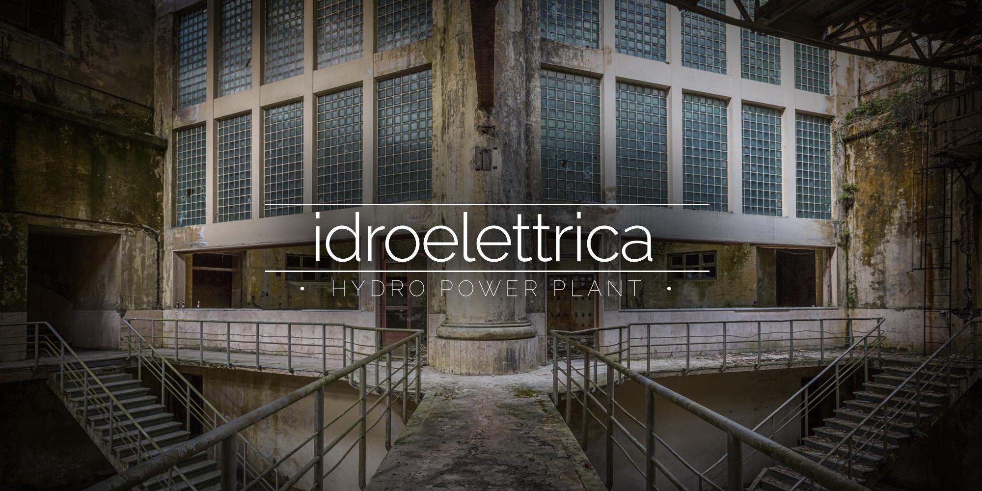 Power Plant V / Centrale Idroelettrica, Italy