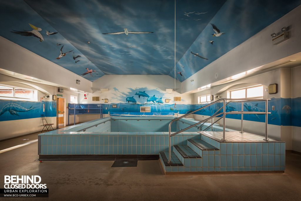 Alder Hey Children's Hospital - Hydrotherapy pool