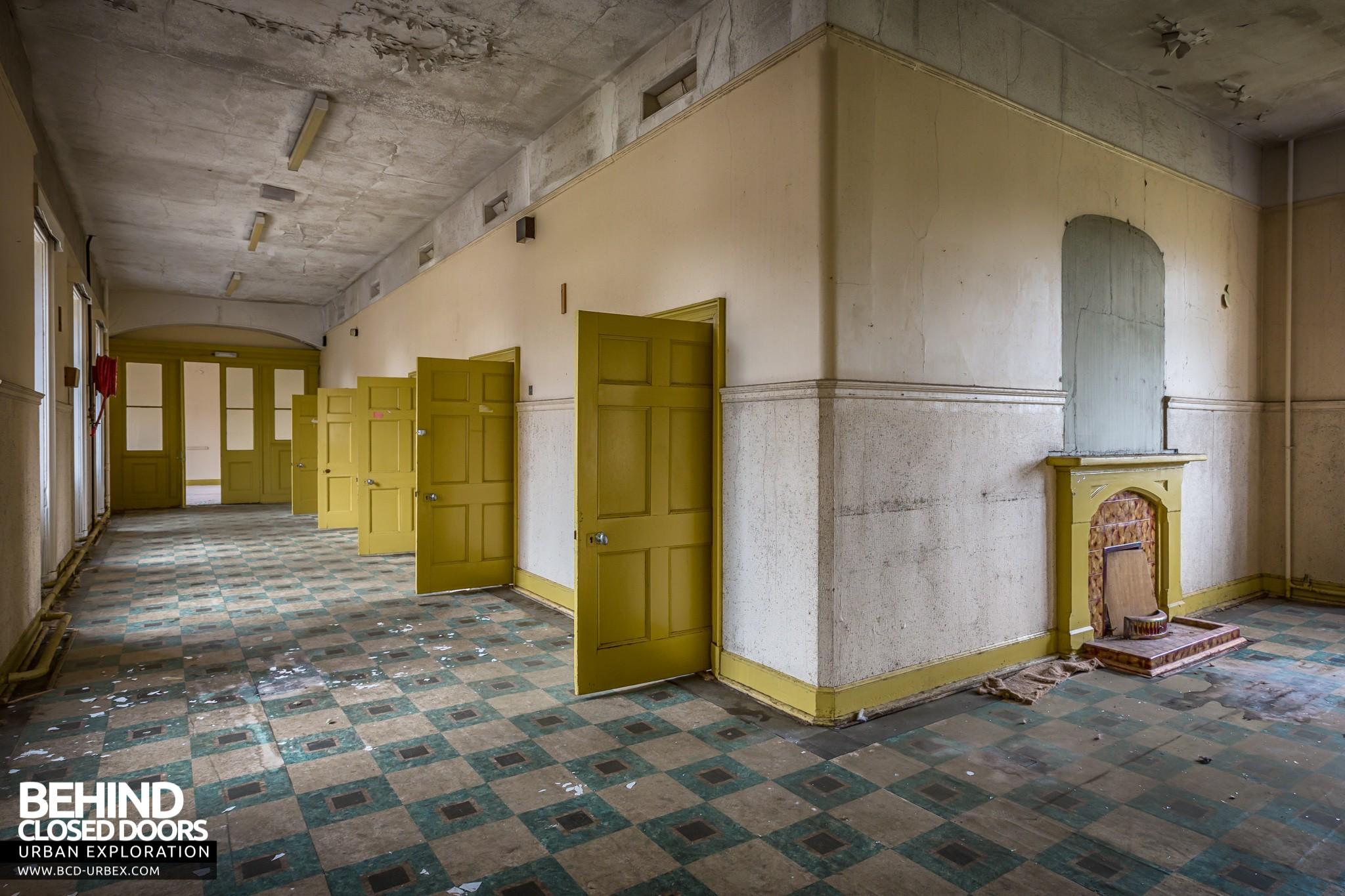 Sunnyside Hospital Montrose Asylum Scotland 187 Urbex
