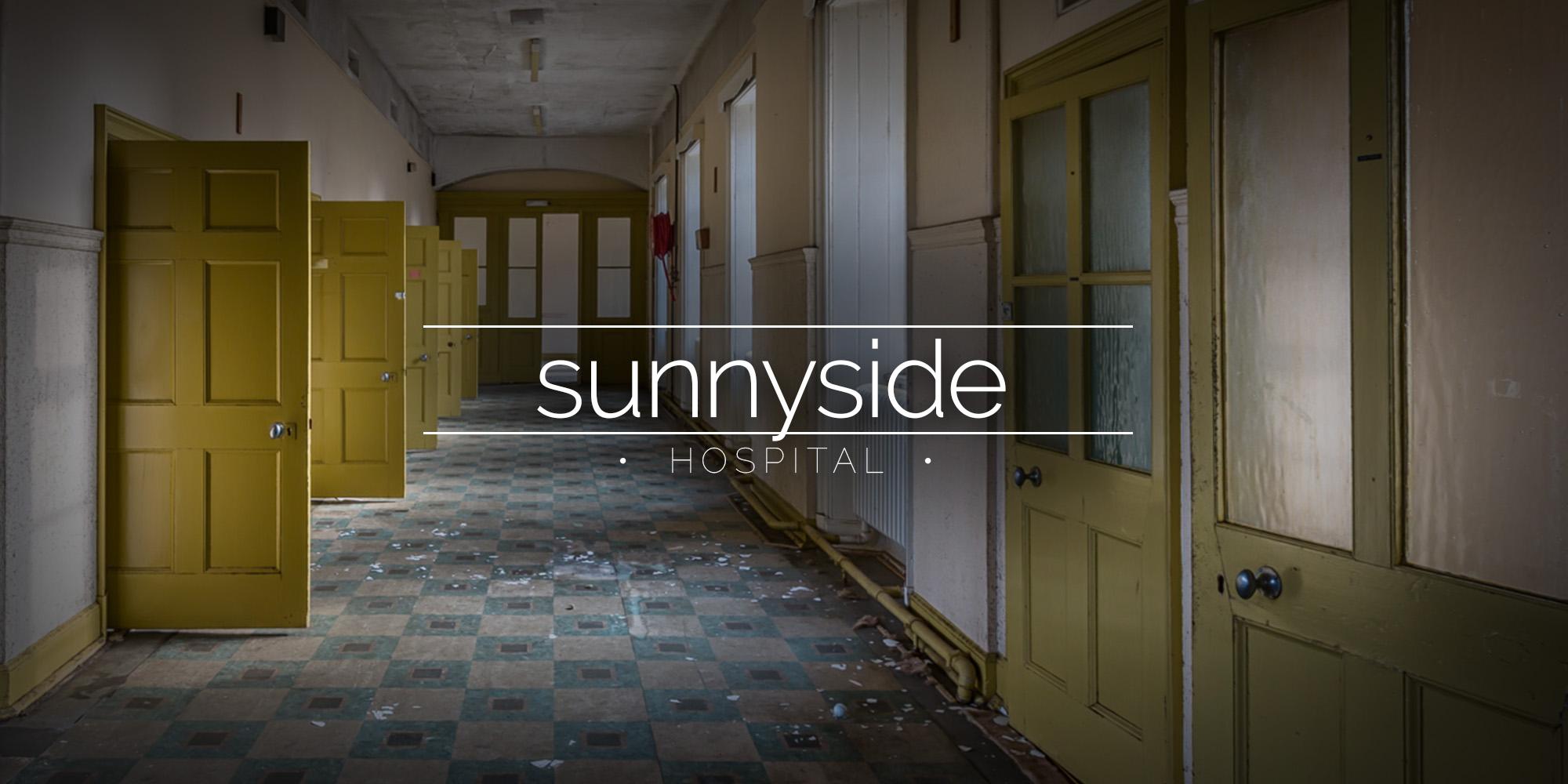 Sunnyside Hospital / Montrose Asylum, Hillside, Scotland