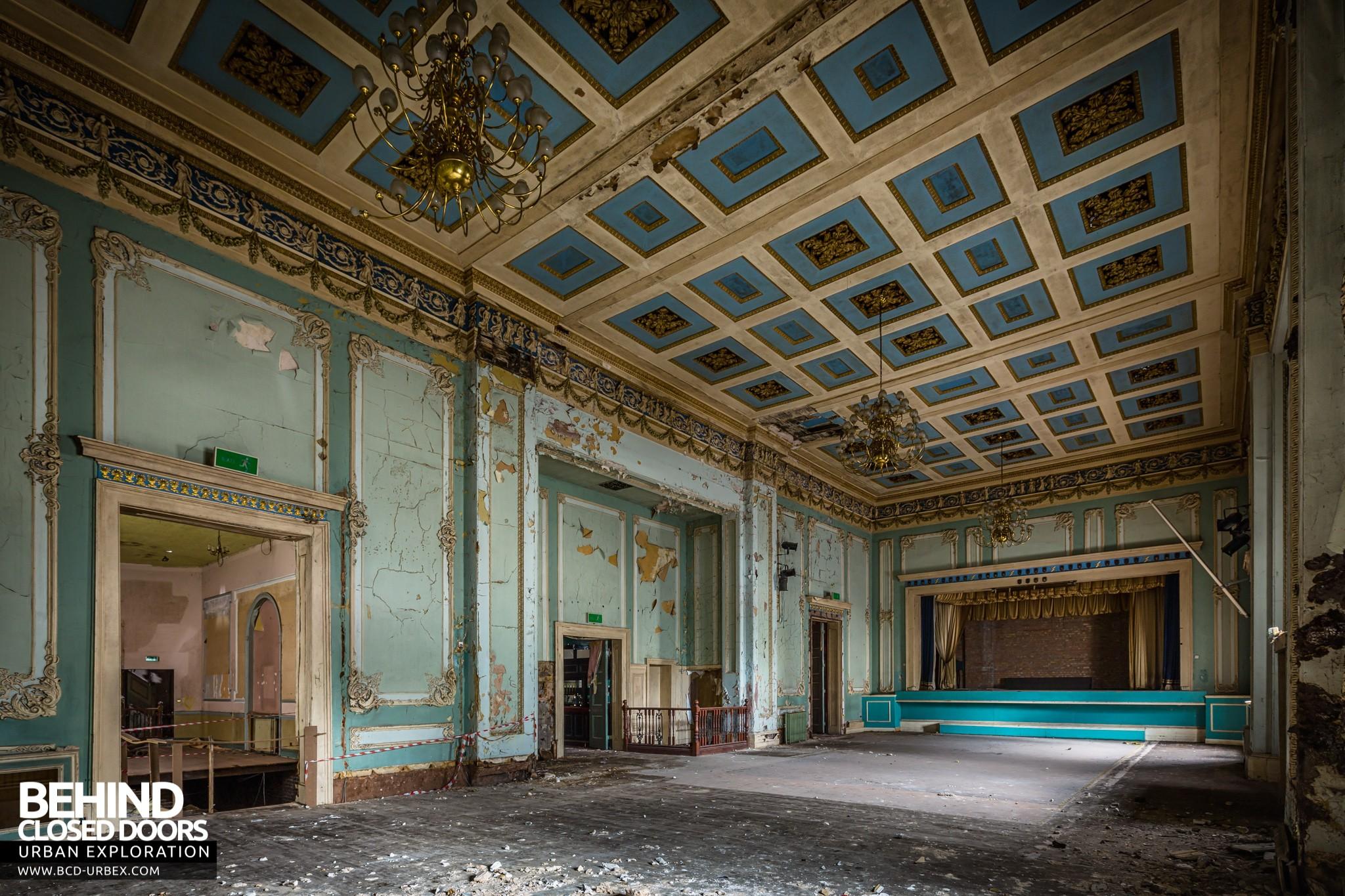 Wellington Rooms Irish Centre Liverpool 187 Urbex
