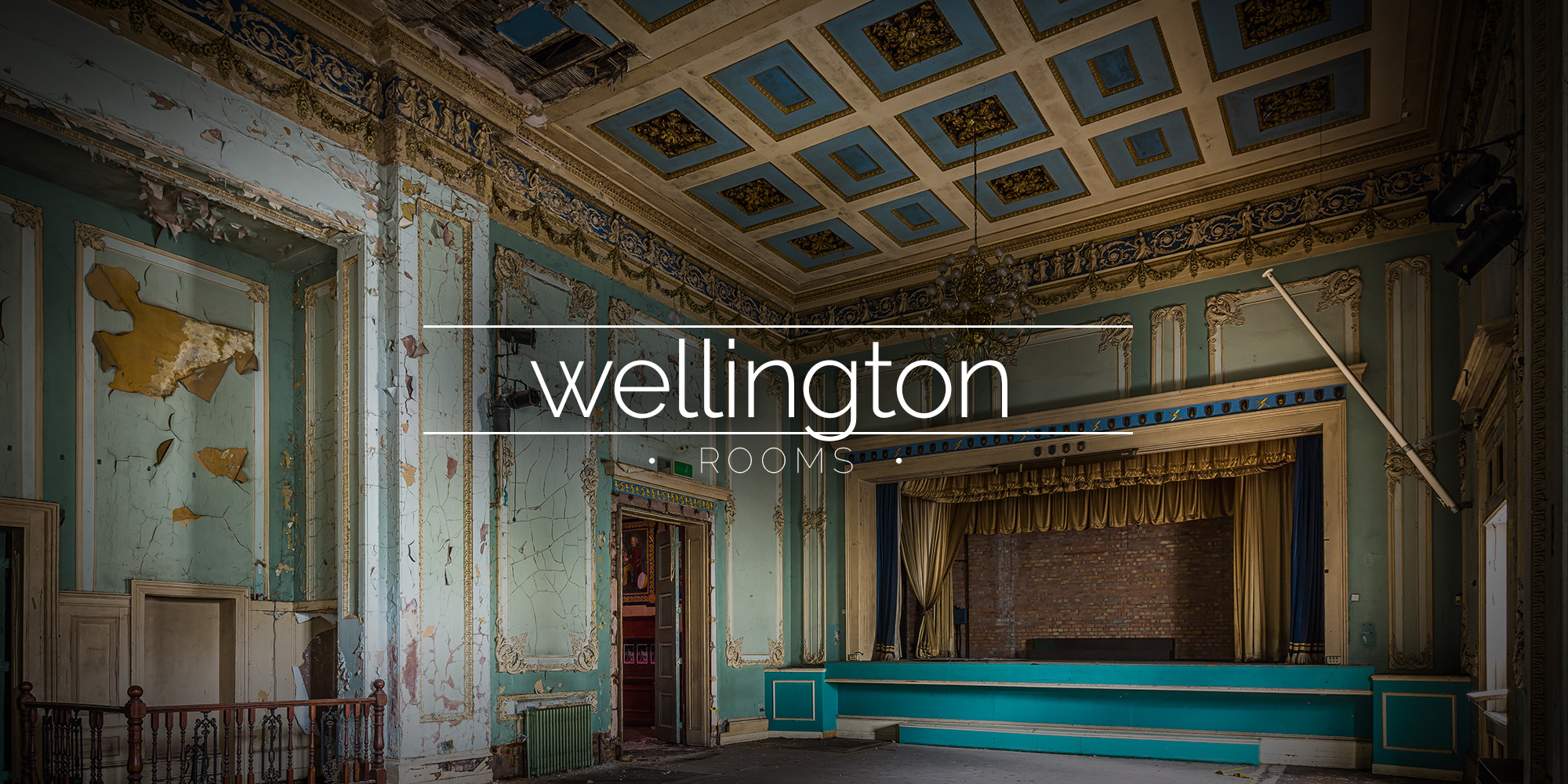 Wellington Rooms and Irish Centre, Liverpool