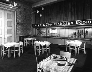 How it used to look - Historic photo of the Claddash Room