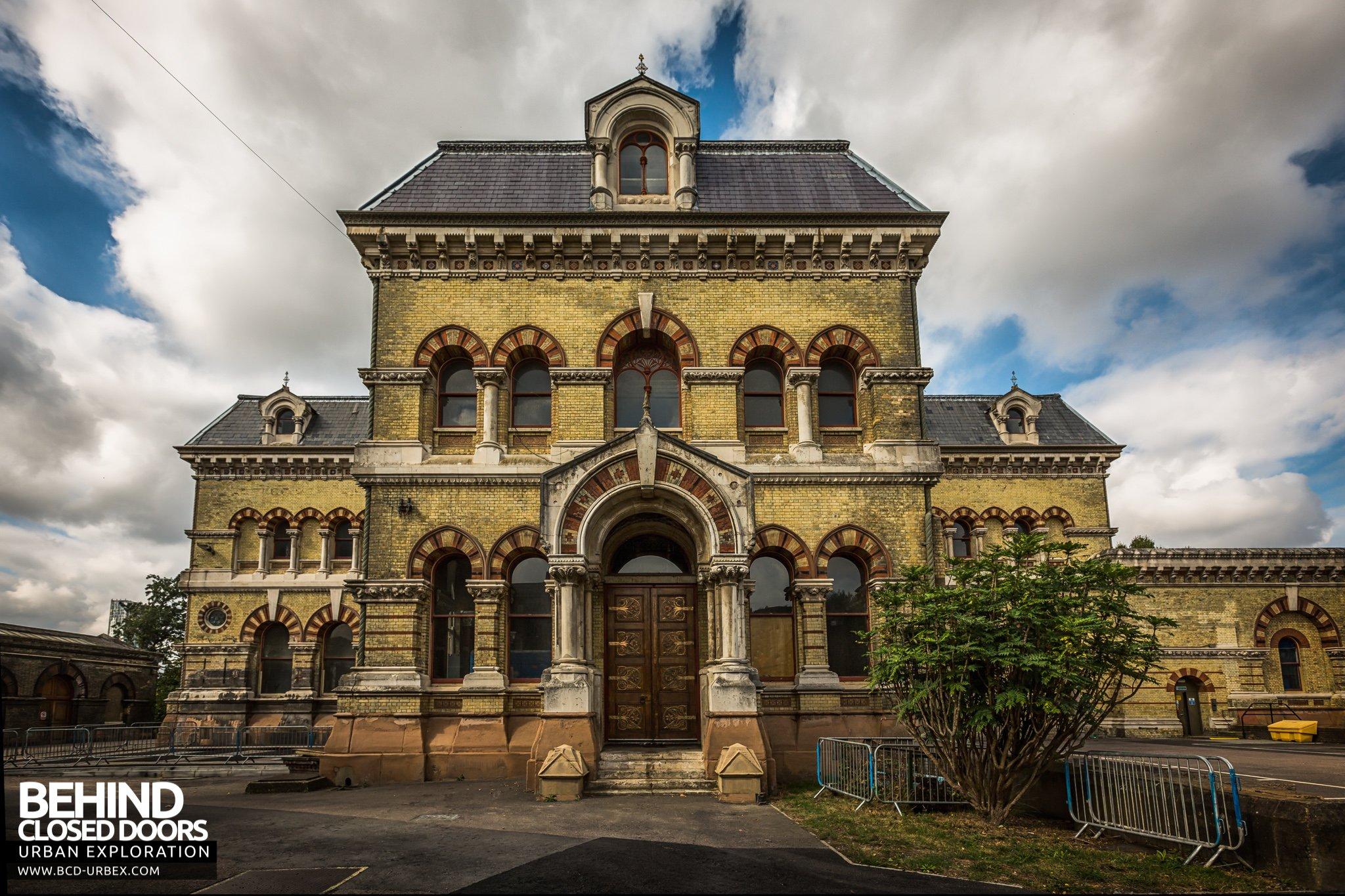 Abbey Mills Pumping Station \u2013 Grand ornate doors & Abbey Mills Pumping Station London UK » Urbex | Behind Closed ...