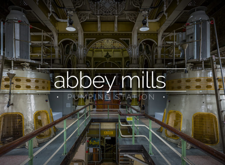 Abbey Mills Pumping Station, London