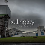 Kellingley Colliery, Yorkshire, UK