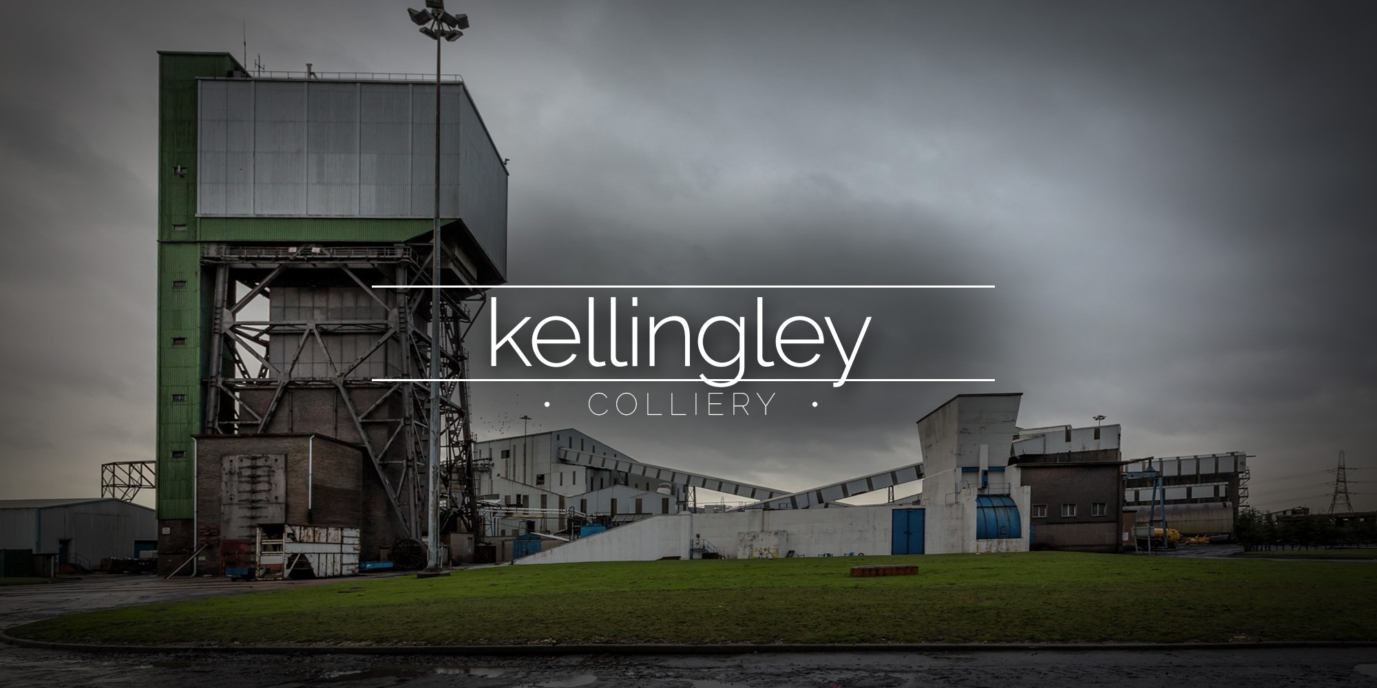 Kellingley Colliery Coal Mine, Yorkshire
