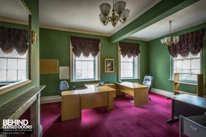 Quorn House - Empty office