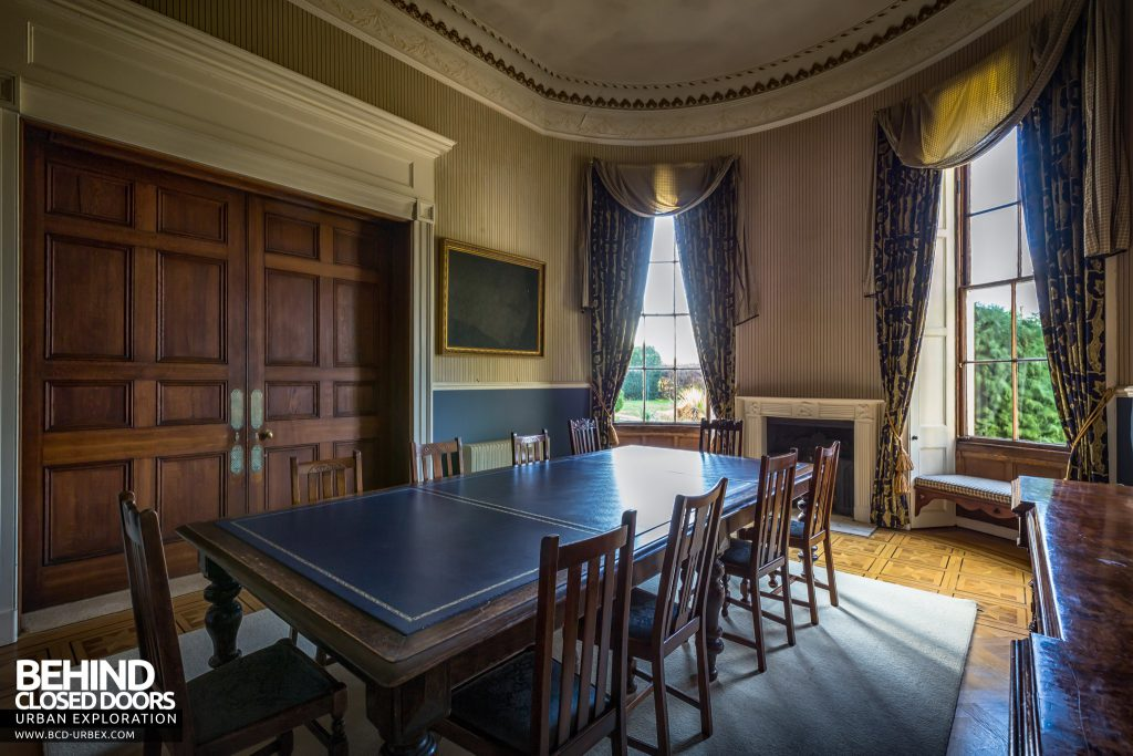 Quorn House - Meeting room