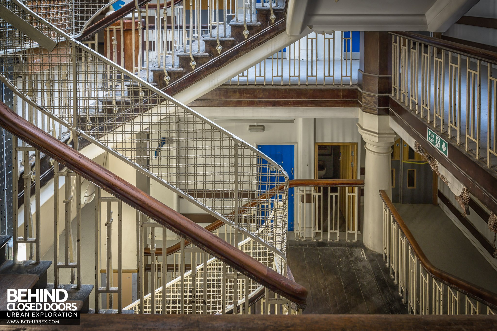 The Royal London Hospital Whitechapel Uk 187 Urbex