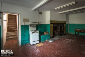 Capel Salem - Kitchen