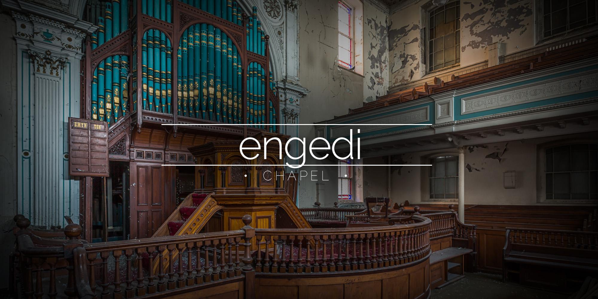Engedi Chapel, Caernarfon, Wales