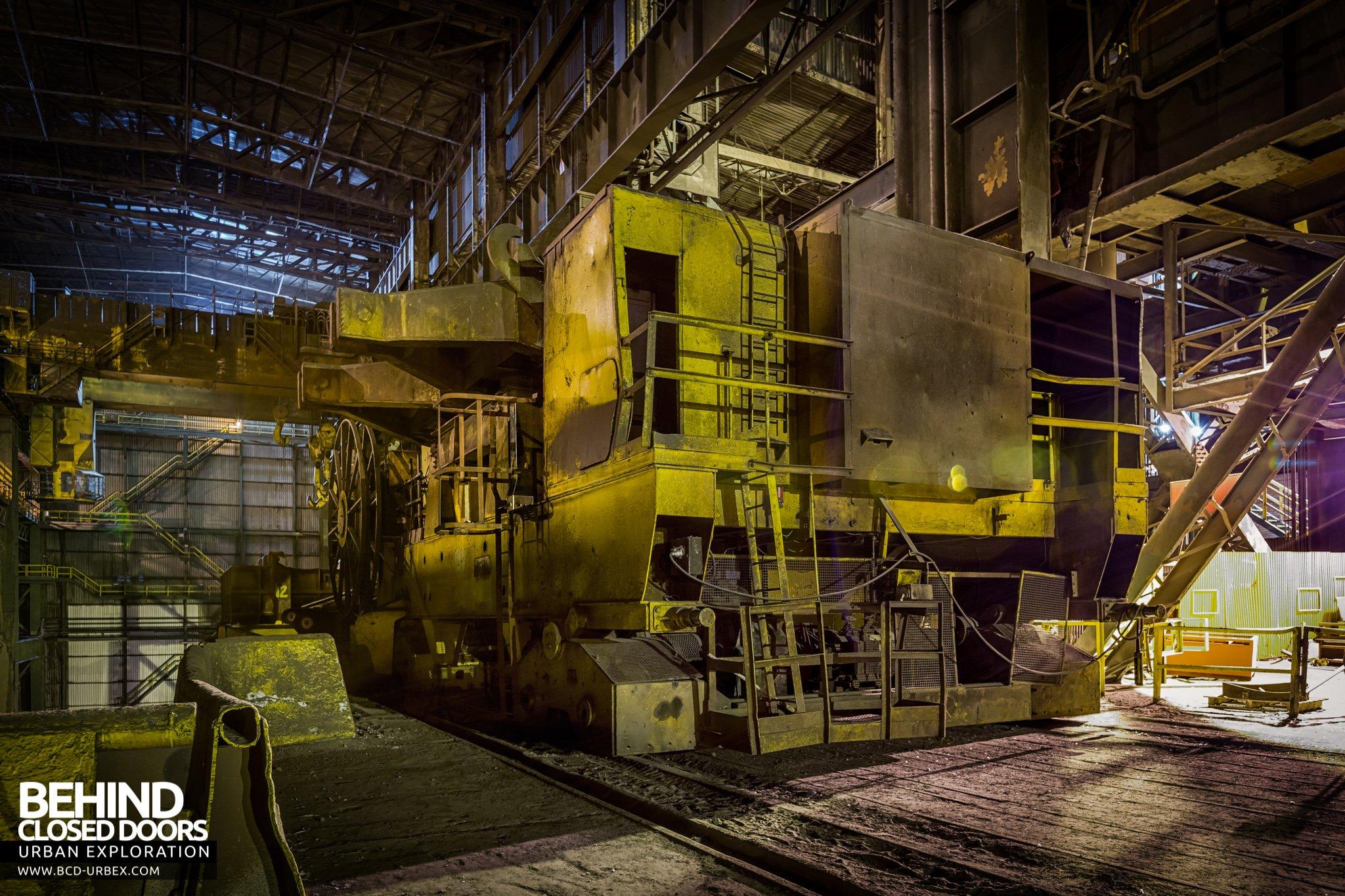 Lackenby Steelworks Redcar Uk 187 Urbex Behind Closed