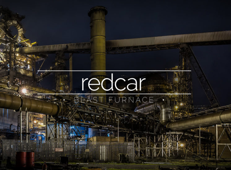 Redcar Steelworks Blast Furnace, Middlesbrough