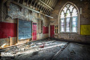 St John School - Chapel classroom