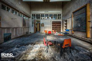 St John School - Infant's Classroom