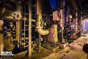Derwent Power Station - Pipes