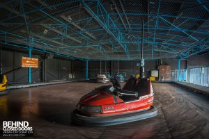 Pleasure Island - Dodgem Car