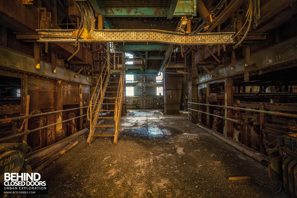 Spondon H Boiler House - Lots of decay in here