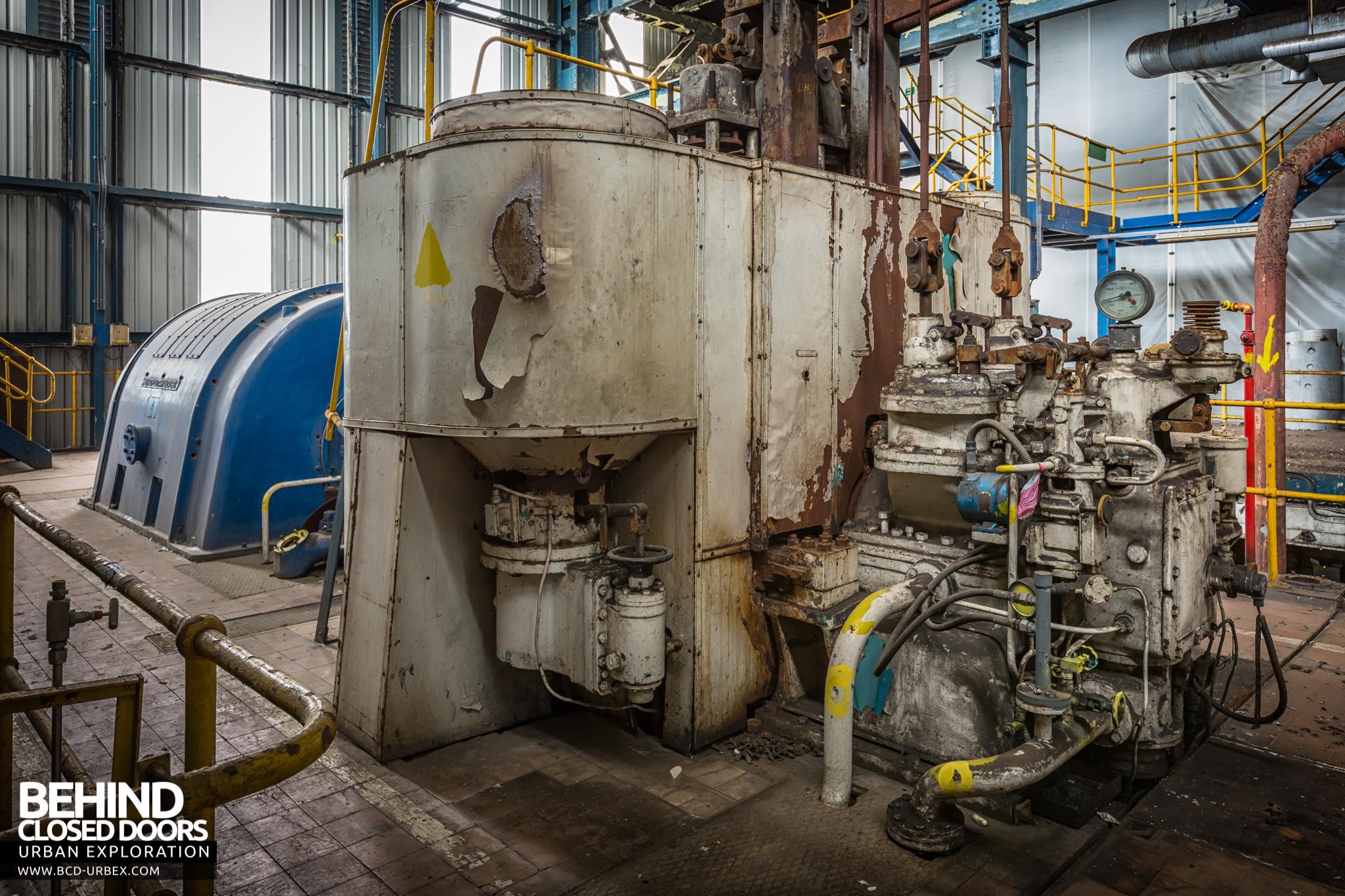 Spondon H and Derwent Power Stations Derby UK Urbex