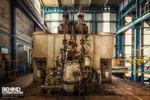 Spondon H Power Station - Original generator